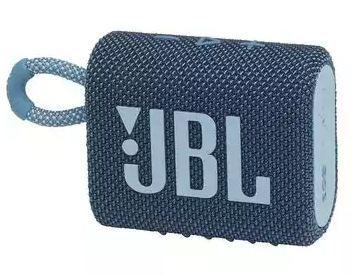 Акустика JBL GO3 (синий)