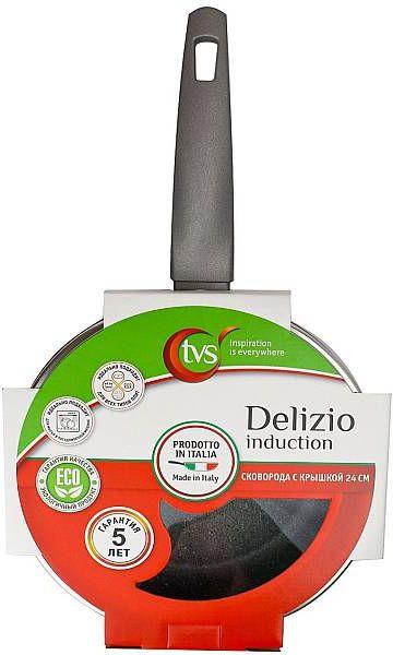 Сковорода TVS DELIZIO 24 см