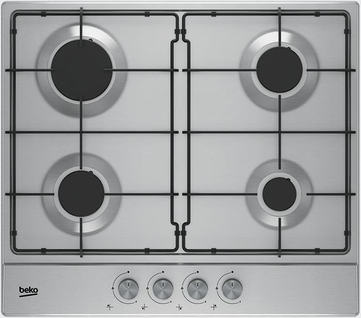 Варочная панель газовая BEKO HIAG 64223 SX