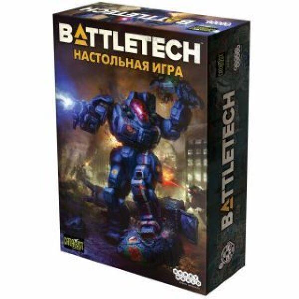 Настольная игра Hobby World BattleTech 915267
