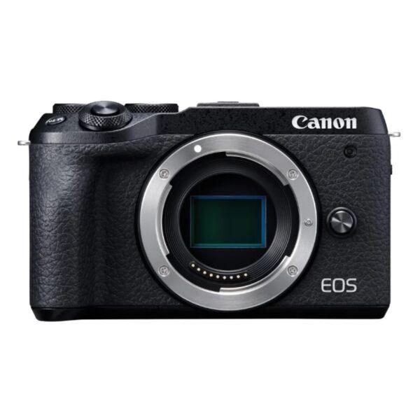 Беззеркальный фотоаппарат Canon EOS M6 Mark II Body (черный)