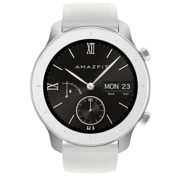 Смарт-часы Amazfit GTR A1910 (лунный белый)