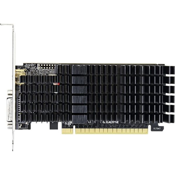 Видеокарта GIGABYTE GeForce GT 710 2GB GDDR5 (GV-N710D5SL-2GL)