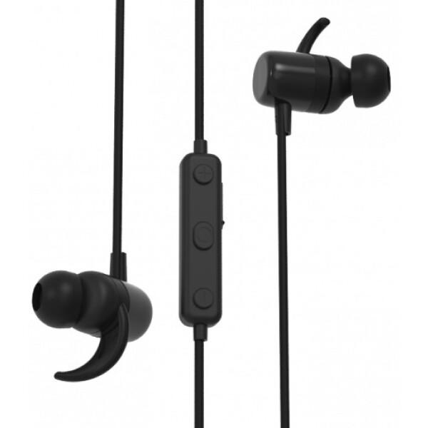 Беспроводные гарнитура Ritmix RH-490BTH Black