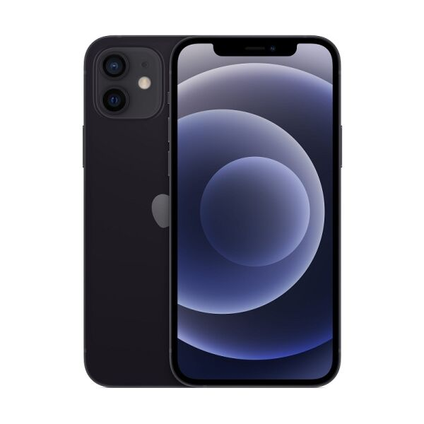 Смартфон APPLE iPhone 12 128GB Black (MGJA3RM/A)