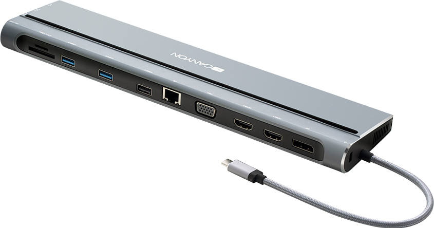 USB разветвитель CANYON CNS-HDS09B