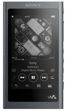 MP3 плеер SONY NW-A55 Hi-Res (черный)