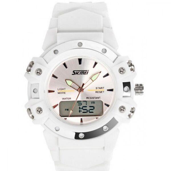 Наручные часы Skmei 0821 (белый)
