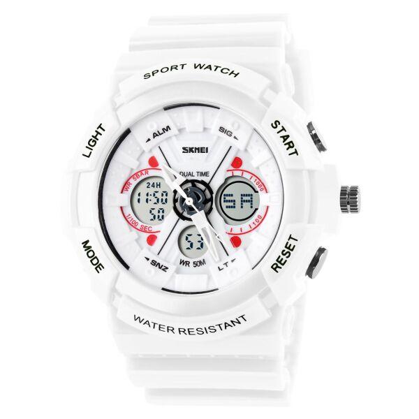 Наручные часы Skmei 0966 (белый)