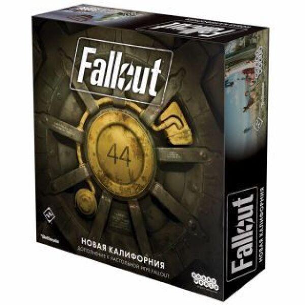 Настольная игра Hobby World Fallout: Новая Калифорния 915155