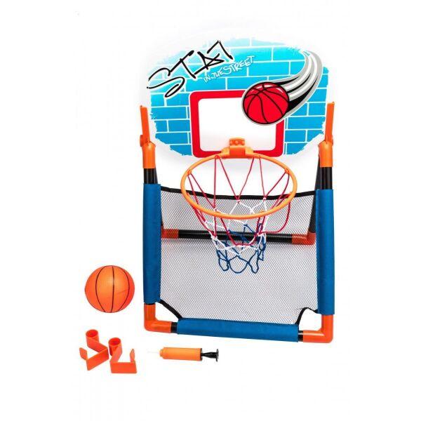 Баскетбольный щит Bradex DE 0367 2 в 1 с креплением на дверь