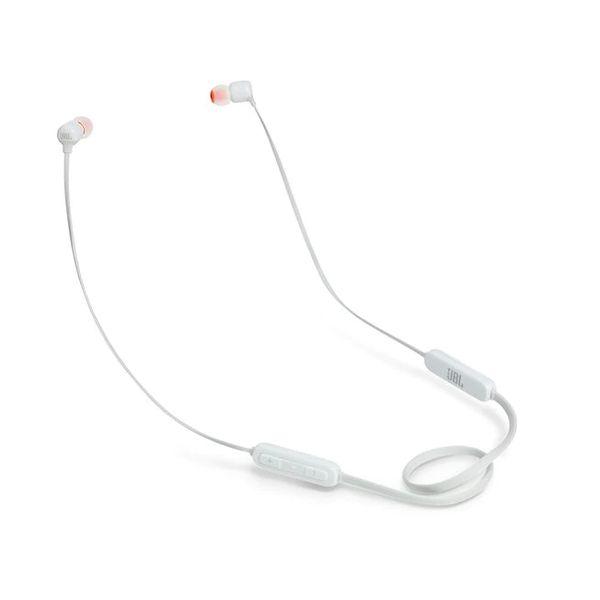 Наушники с микрофоном JBL Tune 110BT (белый)