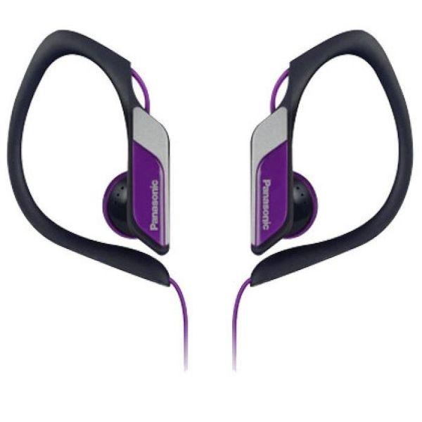 Спортивные наушники PANASONIC RP-HS34E-V фиолетовый