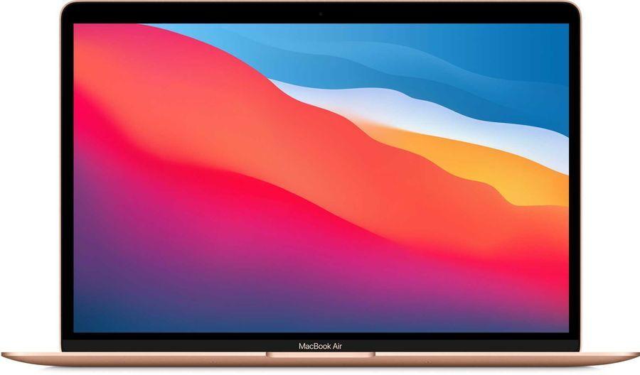 """Ультрабук Apple MacBook Air 13"""" M1 A2337 (MGND3RU/A) золотой"""