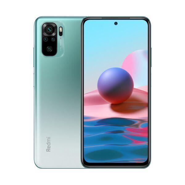 Смартфон Xiaomi Redmi Note 10 4GB/128GB Lake Green EU