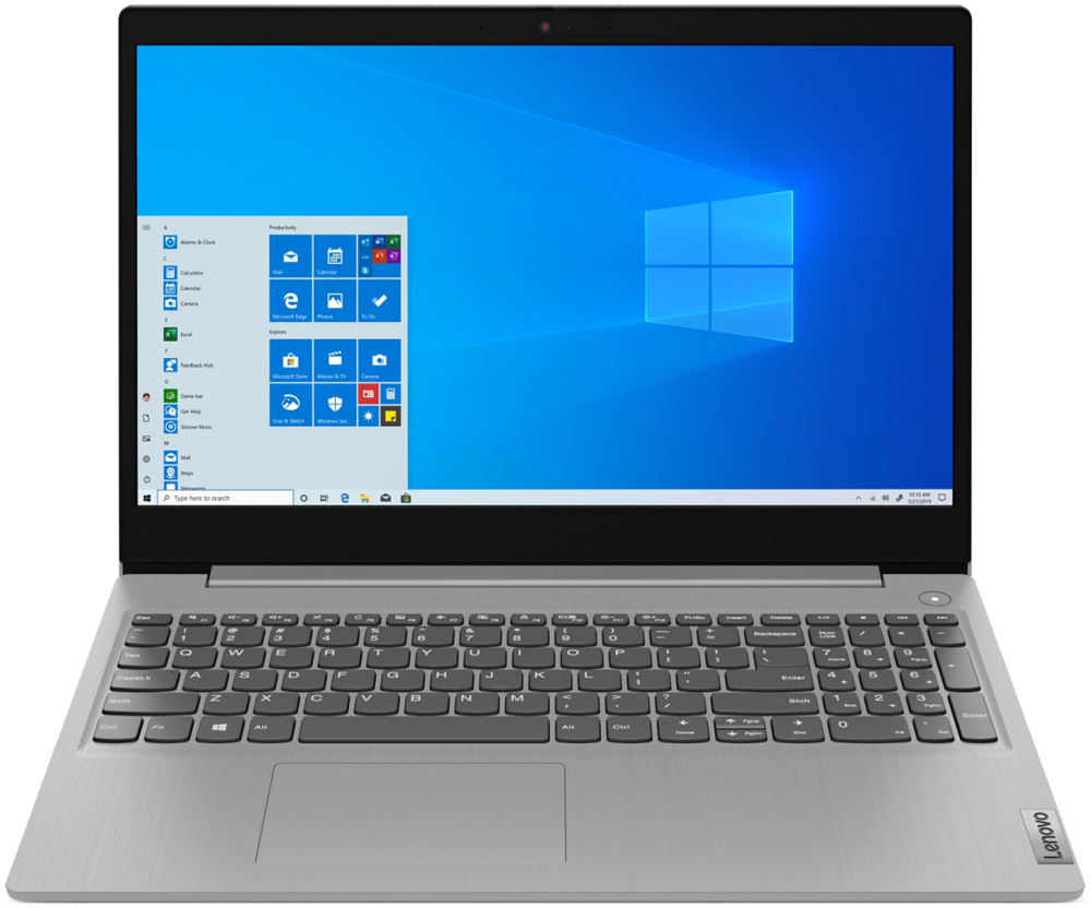 Ноутбук LENOVO IdeaPad 3 15IIL05 (81WE007DRK)