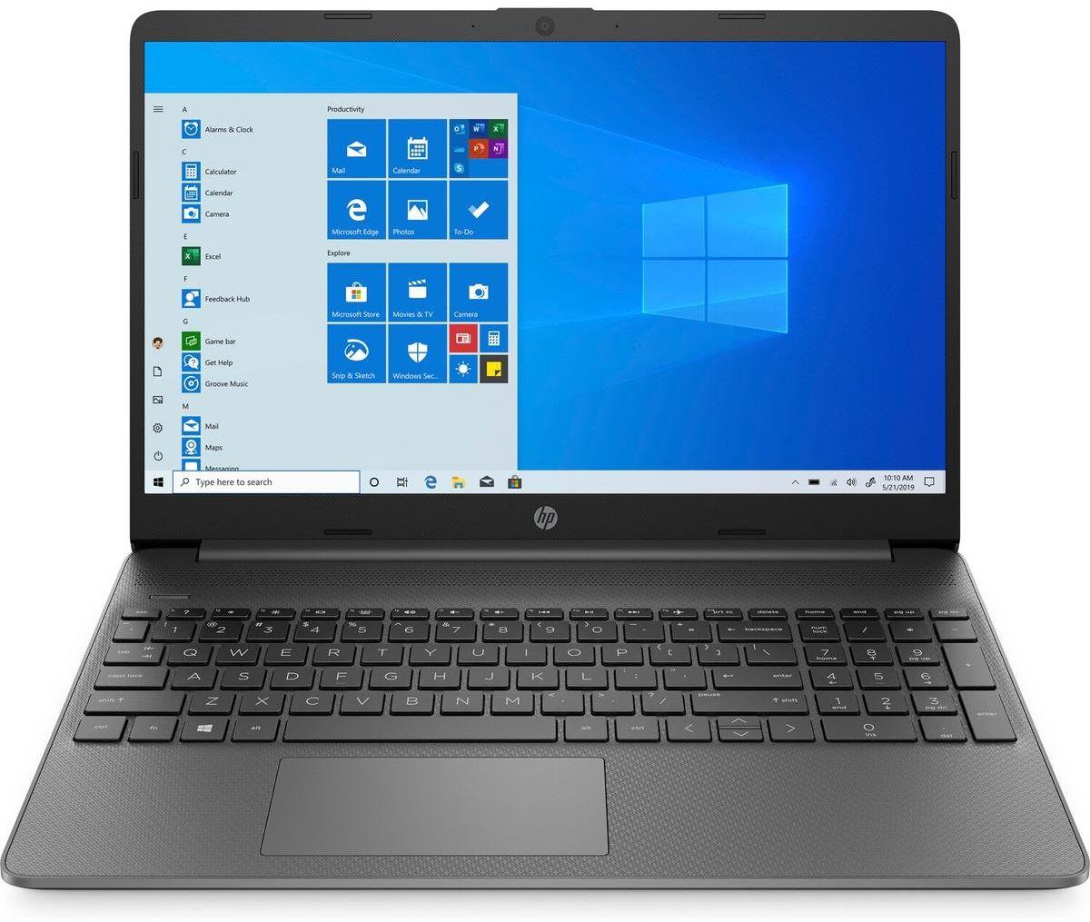 Ноутбук HP Laptop 15s-eq1079ur (1Y9N5EA)