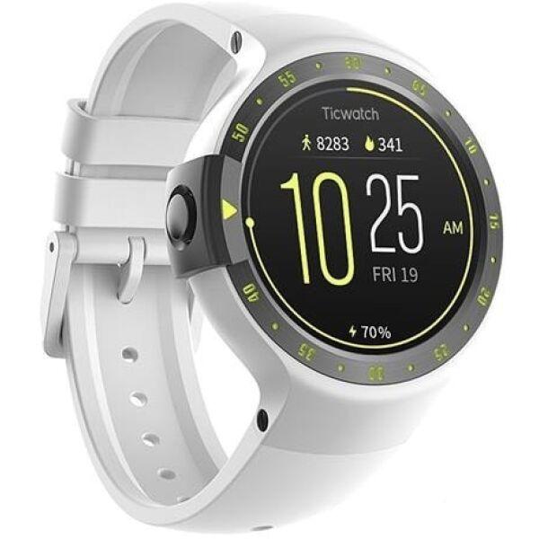 Умные часы TicWatch S (белый)