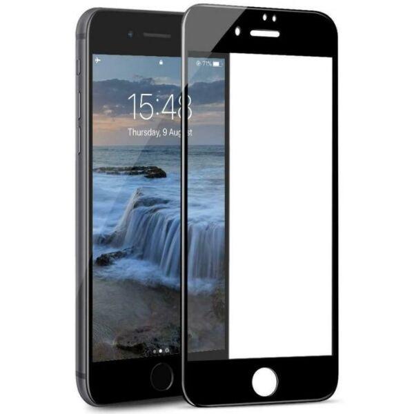 Защитное стекло CASE 3D  для Apple iPhone SE (черный)