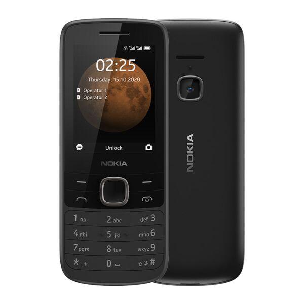 Сотовый телефон NOKIA 225 (черный)