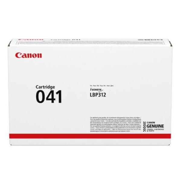 Картридж Canon 041BK (0452C002)