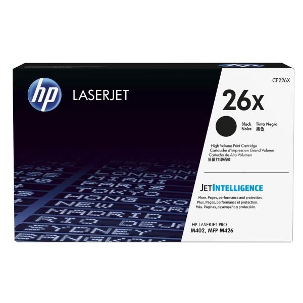 Картридж HP 26X CF226X