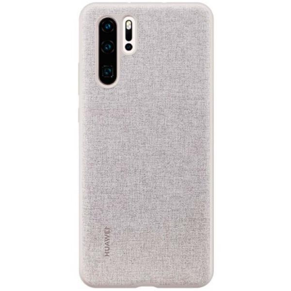 Чехол Huawei PU Case для Huawei P30 Pro (серый)