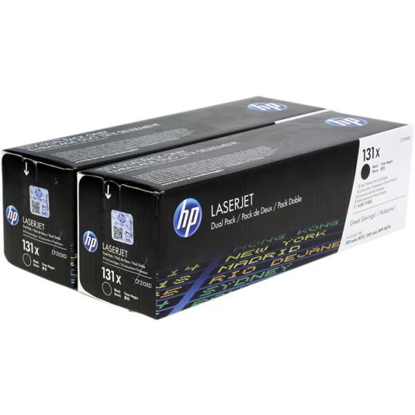 Тонер-картридж HP 131X (CF210X)